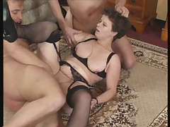 Horny Mature - Fucking and Fisting