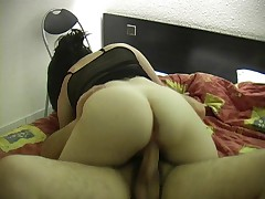 French BBW at the hotel