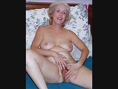 Mature slideshow - A dedication to the beauty of the older woman