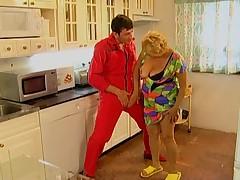 Granny lotta is so fucking horny..