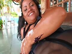 Sandra Bum Bum 'The Bunda Queen'
