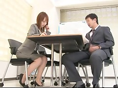 Sex in the office chapter 3(censored)