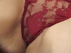 Office Panty Play
