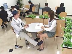 Office scene 2(censored)