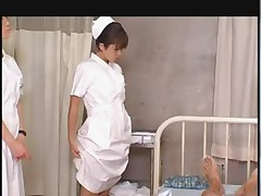 Japanese Student Nurses Training and Practice