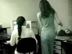 Hidden Cam Office Lesbians