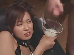 Japanese gokkun (no sound sorry)