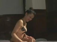 Oily Asian Milf Massage Sex With Facial Cumshot
