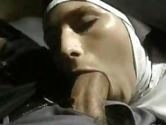 Sex With A Hot Nun