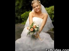 Real Teen Amateur Brides
