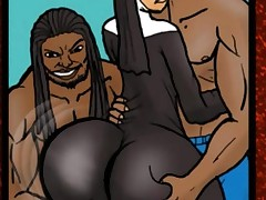 Big Butt Nun
