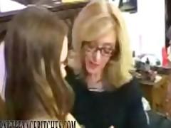 Pantyhose Nina Hartley And Her Girlfriend Plays