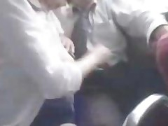 Asian Babe Fucked In The Bus