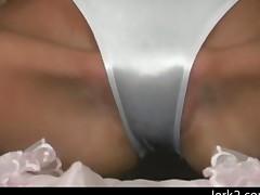 Sexy Cheerleader Kacey Jordan Gives Jerkoff Instructions