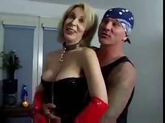 Double penetration porn