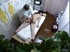 Japanese massage fuck 9