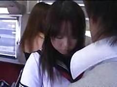 Train Voyeur Sex in Public