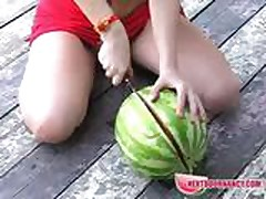 NextDoorNancy - Sweet & juicy watermelon fun