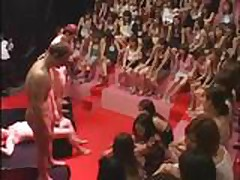 100 Innocent Girls Study The Penis #3