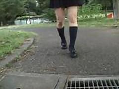 Japanese Stocking Feet Fetish