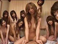 gangbanged by 20 girls