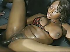 Ghetto Booty 5 - Sky Black