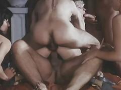 Roman orgy