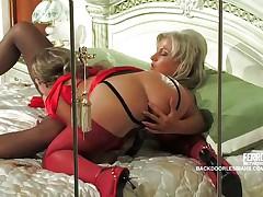 Russian anal lesbians