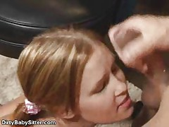 Dirty little babysitter