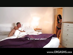 Intense and passionate sex with real feeling