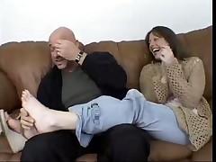 Liza Harper Spunked In Her Little Slit