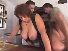 Let's Fuck The Waitress!!!