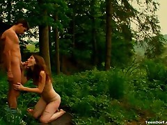 Karolina And Evzen - Teen Sluts