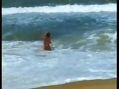 Brasil Teens - Sweet Young Maria Sperm Surfing Special - Part 2