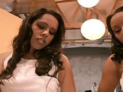 Savana Lane And Misti Love - Brown Eyed Girl - Scene 2