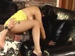 Kimmy Kahn And Kat - Pussymans Spectacular Butt Babes #5