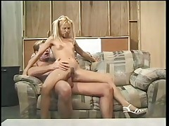 Allysin Chaynes Slobbering & Gagging on Thick Hard Cock