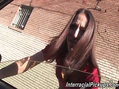 Veronica Jett - Interracial Pickups