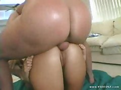 Charlese Lamour And Cheyenne Silver - Cumback Pussy Platinum #2