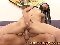 Coco Velvet - Mr Chews Asian Beaver - Agressive Asian Rides Cock Hard