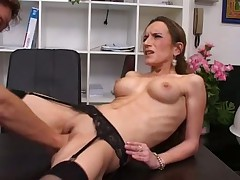 Brazilian Babe Fucked and Fisted