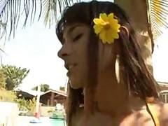 Mayara Rodrigues Fucked Outside