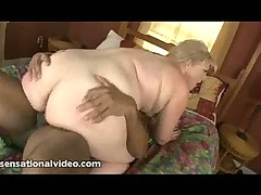 BBW Real Estate Agent Fucks Big Black Client to Get Him to Rent