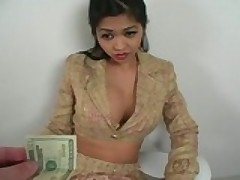 Mika Tan:Jerk it and give me your money loser!!