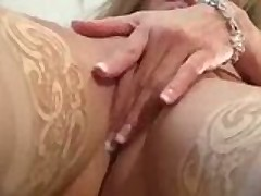 Sexy Jenna Haze Plays With Dildo
