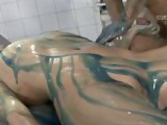 Oily Sex