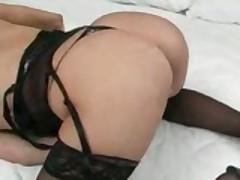 Fine Ass Babe Rubbing Her Snatch