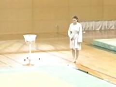 Naked Romanian Olympics