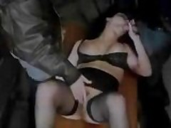 MILF Fucked By Kidnappers