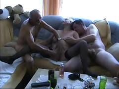 Mature Bisexual Trio